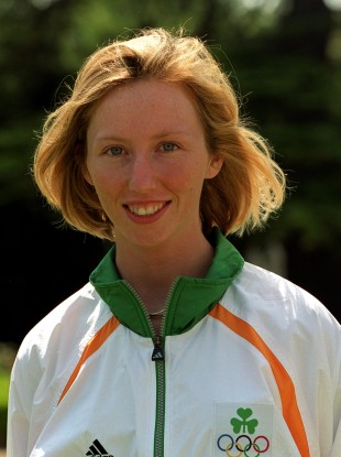 Olive Loughnane pictured in 2000.
