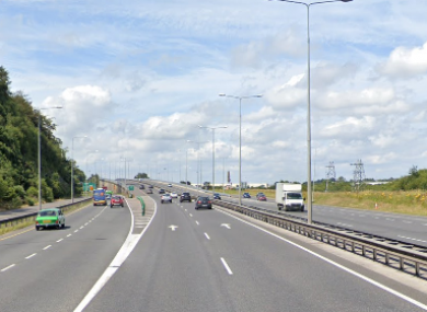 The South Ring Road in Cork.