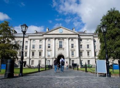 File. Trinity College Dublin.