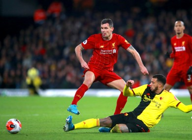 Even Covid-19 can't stop Liverpool's march to the title.