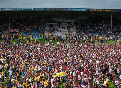 Will we see crowds like this in Semple Stadium this year?