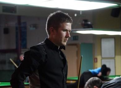 Brendan's local snooker club is New Institute in Nenagh.