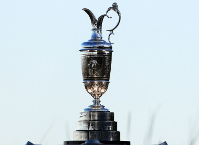 Will the Claret Jug be up for grabs this summer?