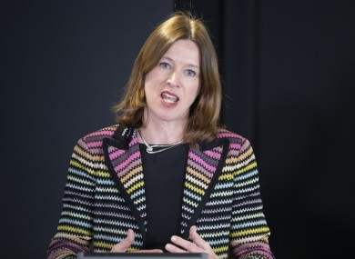 Dr Catherine Calderwood is facing calls to resign.