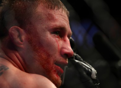 Justin Gaethje will face Tony Ferguson at UFC 249