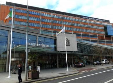 Mater Hospital, Dublin.