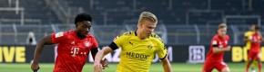 LIVE: Borussia Dortmund v Bayern Munich, Bundesliga