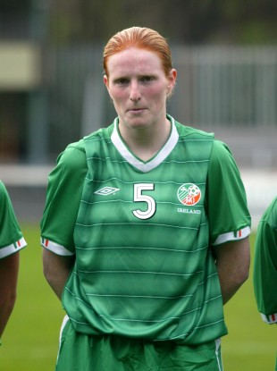 Dolores Deasley is a former Ireland international.