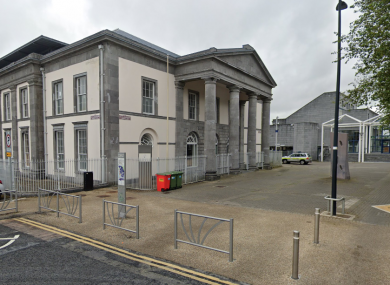 The courts complex in Limerick.