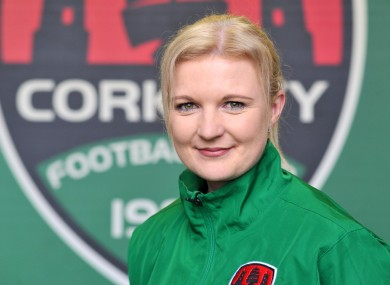 Lisa Fallon was this week announced as the new head coach of London City Lionesses.