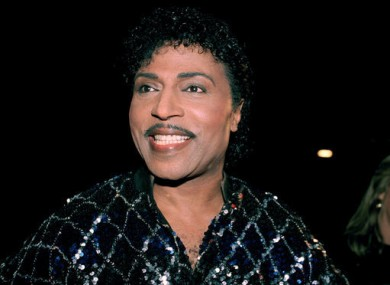 Little Richard pictured in Los Angeles in 1986.