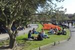 Stephen's Green Park, Dublin