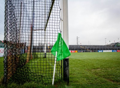 GAA pitches will now be open from next Wednesday.