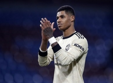Manchester United footballer Marcus Rashford had led a campaign in the UK for  the continuation of the meals.