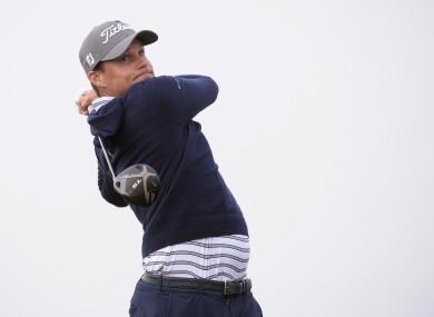 American golfer Nick Watney
