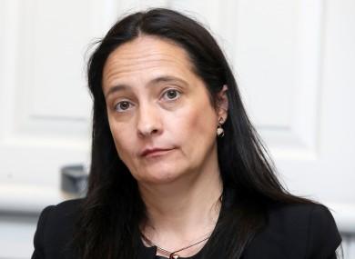 Green Party deputy leader Catherine Martin