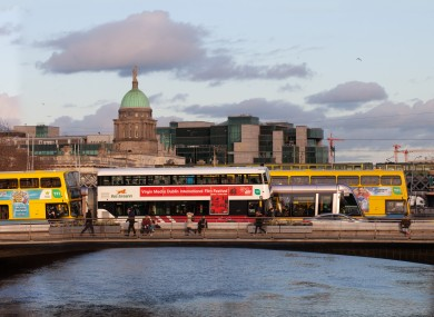 Dublin has been ranked as one of the most expensive cities in Europe.