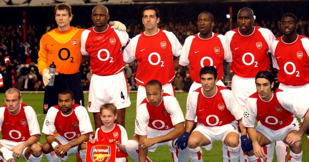 Quiz: How well do you remember the 2003-04 Premier League season?