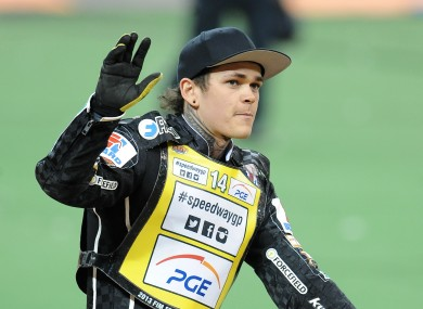 Tai Woffinden (file pic).