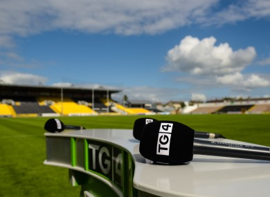 TG4 have live coverage from Nowlan Park tonight.