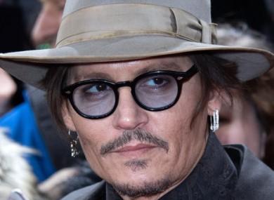 Johnny Depp's libel case begins today.