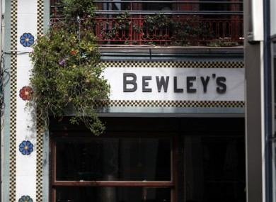 Bewley's will be re-opening in August.