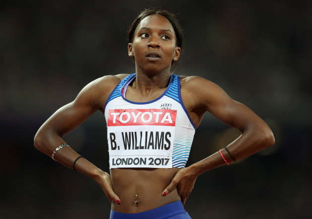 British police apologise to sprinter after stop and search