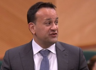 Leo Varadkar says managing social distancing in pubs might be difficult but not impossible.