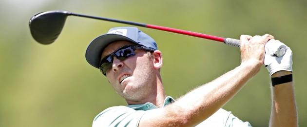 Power: moves up the PGA Tour money list.