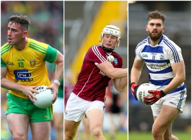 Patrick McBrearty, Aaron Maddock and Aidan O'Shea are some of the players that may be in action.