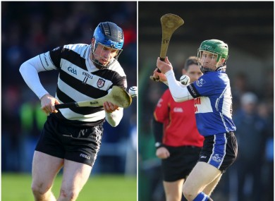 Conor Lehane (Midleton) and Daniel Kearney (Sarsfields) featured in tonight's game (file photo).