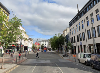 Grand Parade in Cork City (file photo)
