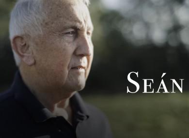 Seán: a new documentary coming soon on RTÉ.