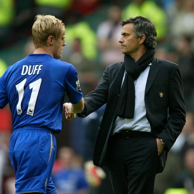 The Special One... and also Jose Mourinho.