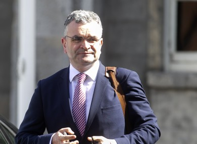 Agriculture Minister Dara Calleary
