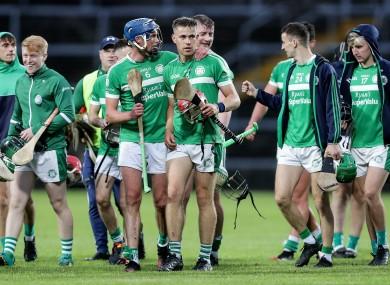Kilmallock will be in Limerick hurling action on RTÉ on Saturday