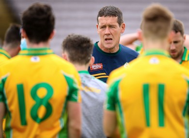 Corofin are still a dominant outfit in Galway.