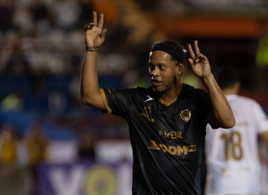 Ronaldinho S Decline From Barcelona Greatness To Paraguay Prison And More Of The Week S Best Sportswriting
