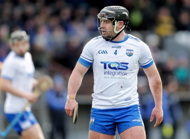 Passage clubman and former Waterford defender Noel Connors.