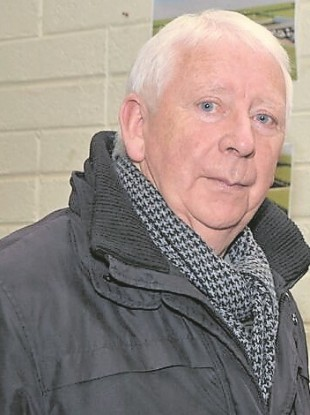 RIP: Paddy Doyle.