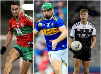 There's plenty GAA club action to get stuck into this weekend.