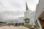 The Knock Shrine in Mayo attracts thousands of people on 15 August.