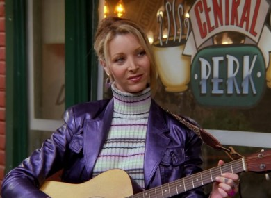 Phoebe Buffay would probably write a song about having  a storm named after her.