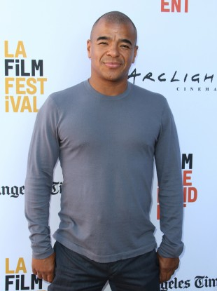 DJ Erick Morillo at the 2017 Los Angeles Film Festival.
