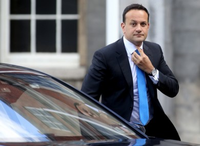 Varadkar said he would not be surprised if Ireland loses the Trade Commissinor role.