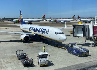 Ryanair has said its operations in Cork and Shannon are at risk.