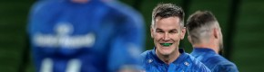 Two European debutants start as Sexton returns for Leinster's crunch clash with Saracens