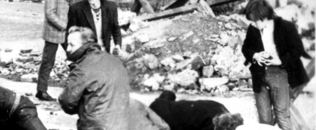Fourteen people died: 13 were killed outright on Bloody Sunday, while the death of another man four months later was attributed to his injuries (file photo).