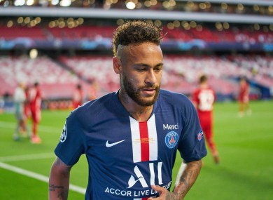 Neymar Reported To Be One Of Three Psg Players To Test Positive For Covid 19