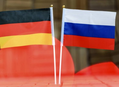 The German government is discussing possible sanctions against Russia.